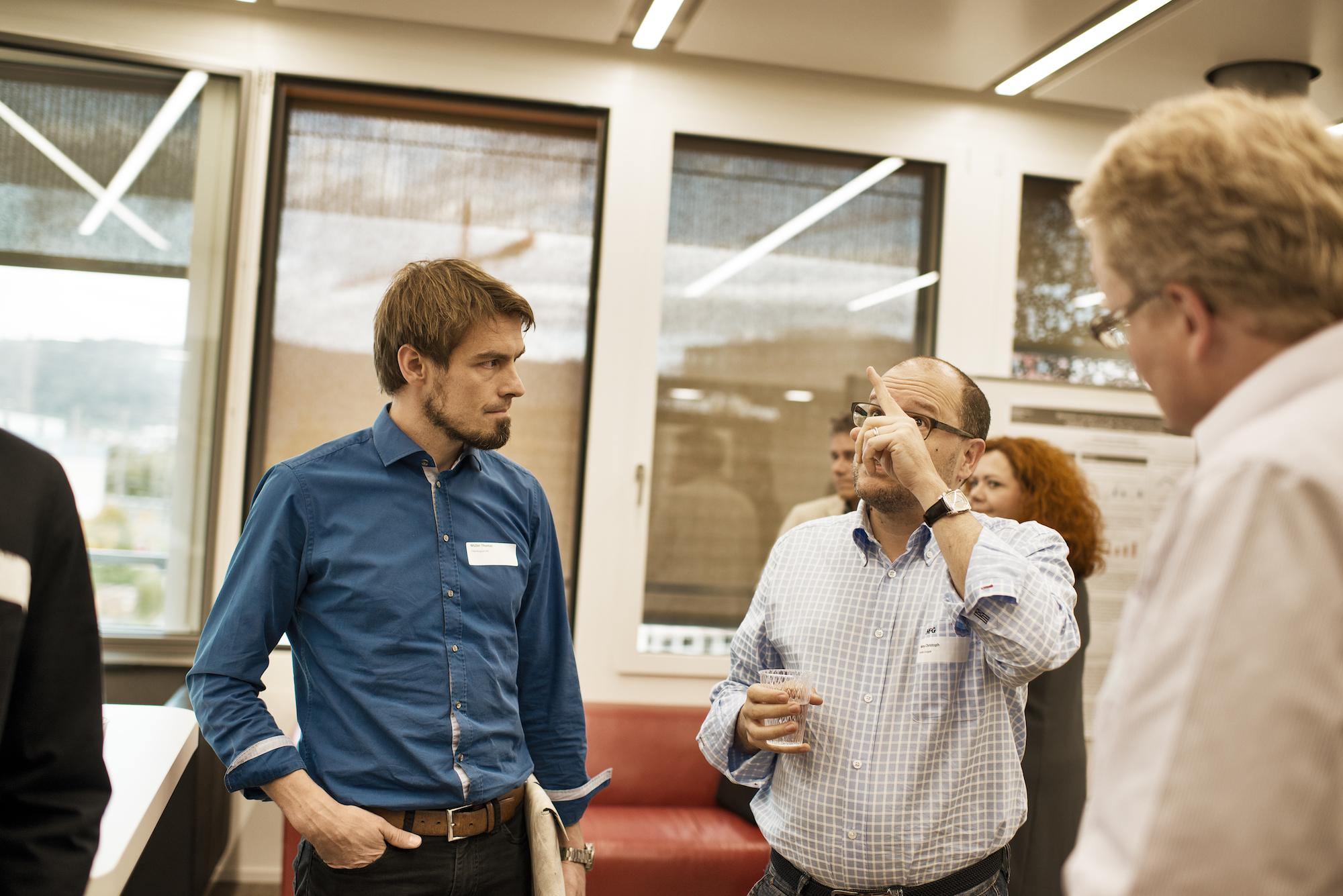 Themenanlass zentralschweiz innovativ: Autonome Systeme