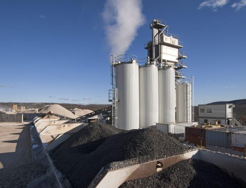 Energy Alternatives for an Asphalt Production Site